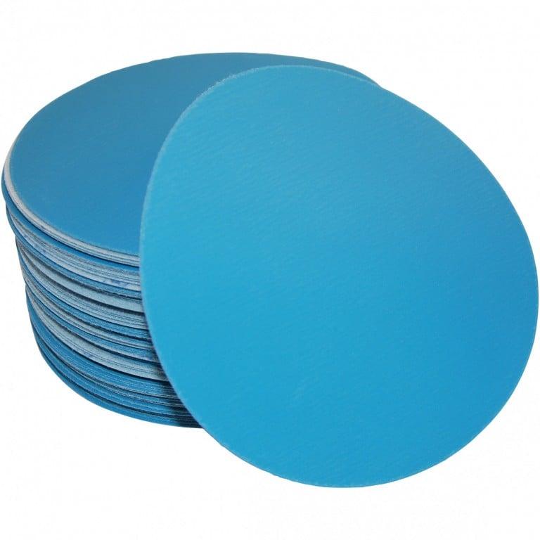 Sliberondeller ø75mm til excentersliber  - 50 stk