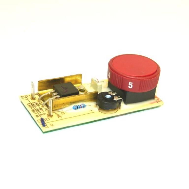 Elektronik - Hastighedskontrol til Flex WS702
