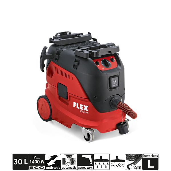 Støvsugerposer til FLEX VCE 33 og FLEX VCE 44 støvsuger 5 stk