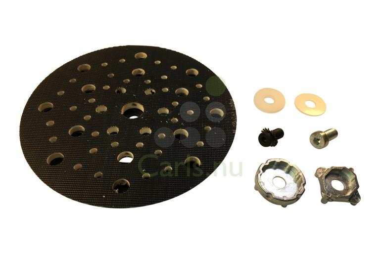 Universell bakplate til Ø150 mm eksenterslipemaskin