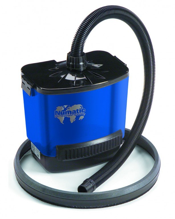 Støvsuger kit for montering på Woodboy - FMA606178