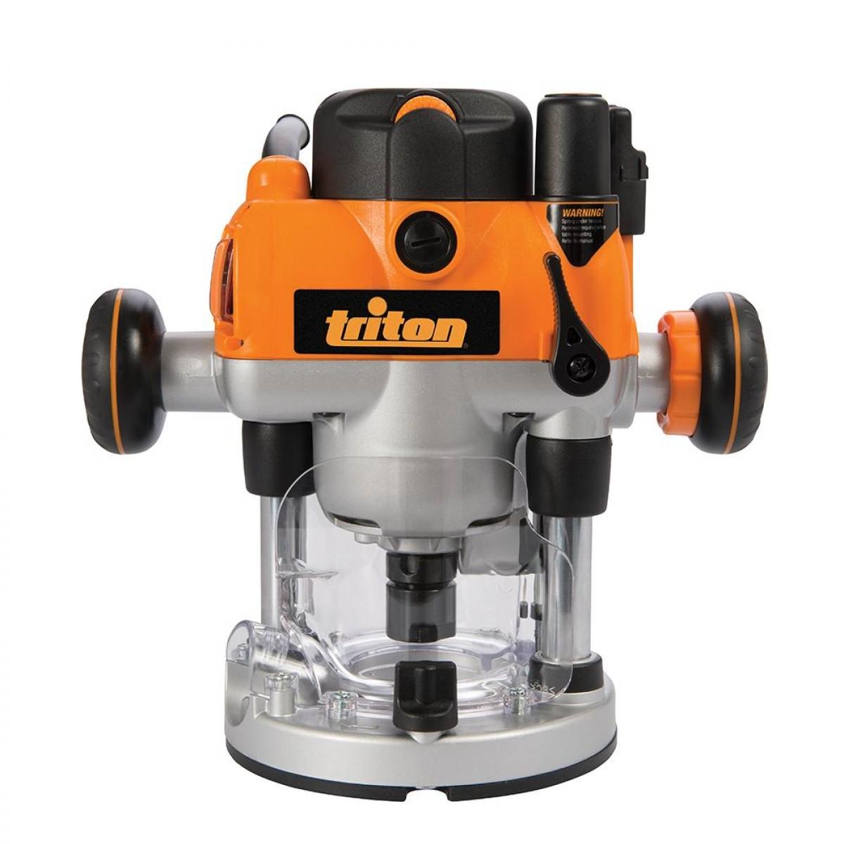 Triton Overfræser 1400W - MOF001