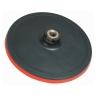 180mm Velcrobagskive til vinkelslibere og polermaskiner