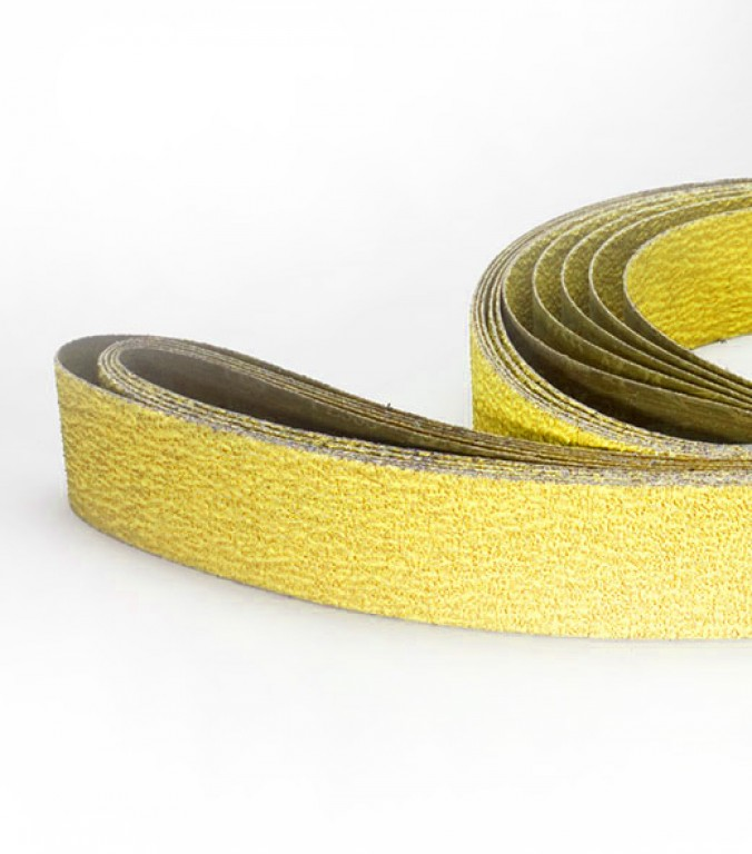 10 stk. Keramiske slibebånd 40x618mm til Flex LBR 1506 VRA K24-120