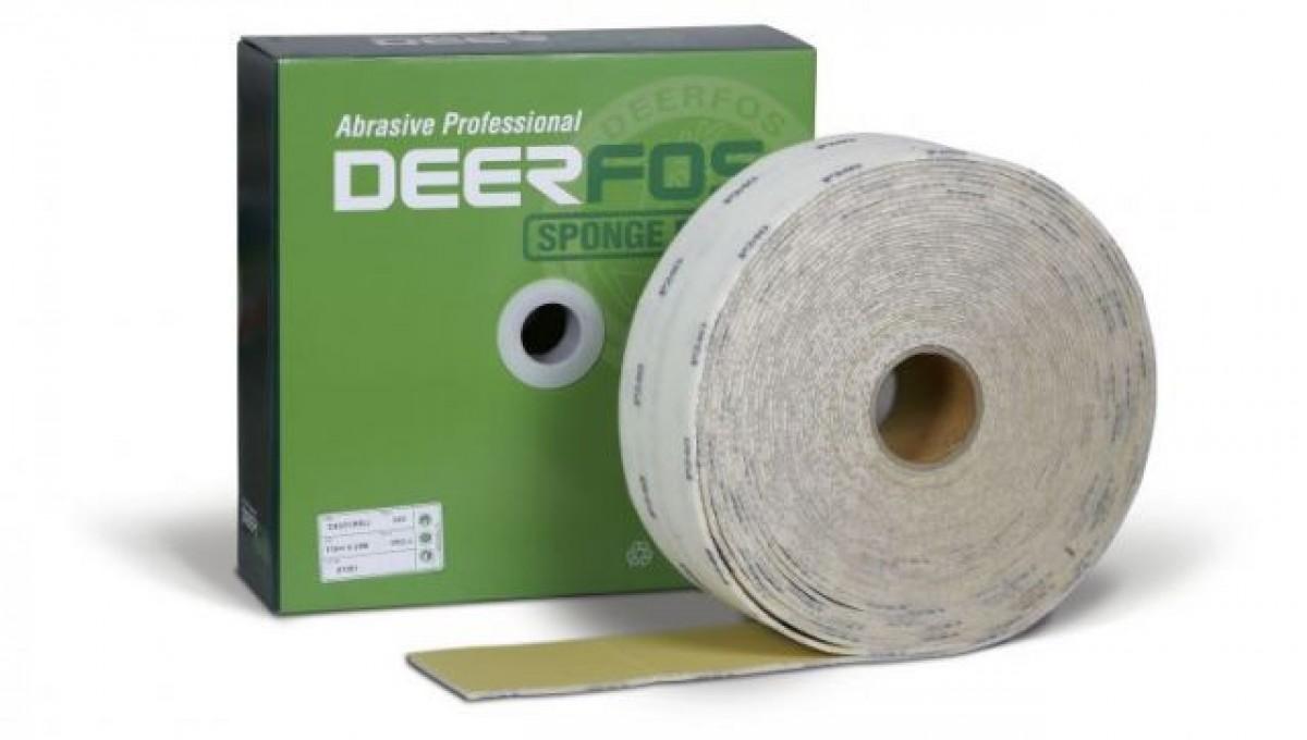 Soft Sandpapir i ruller 115mm x 25m