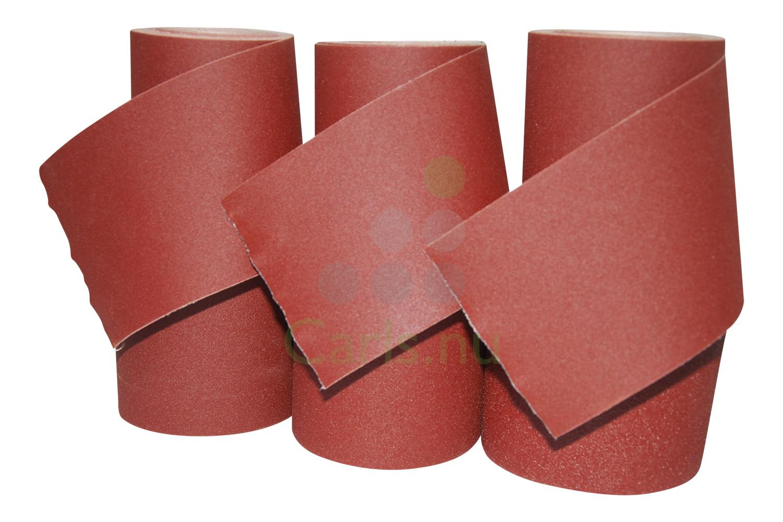 Sandpapir i ruller