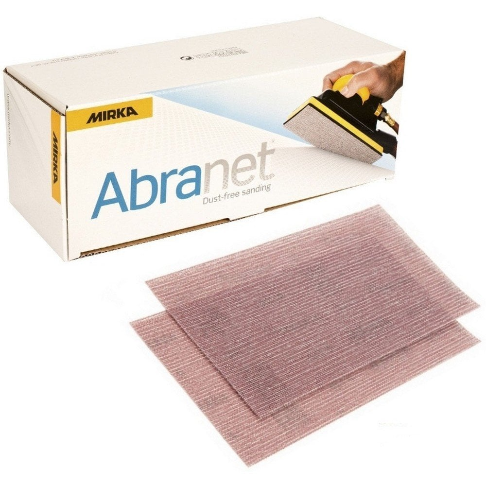Image of   Abranet 81x133mm Korn P100