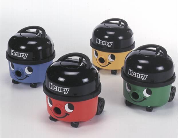 Numatic Henry støvsuger