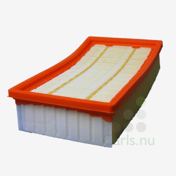 Filter til Kärcher støvsugere (Tør og våd støvsugning)  -  Filterklasse M