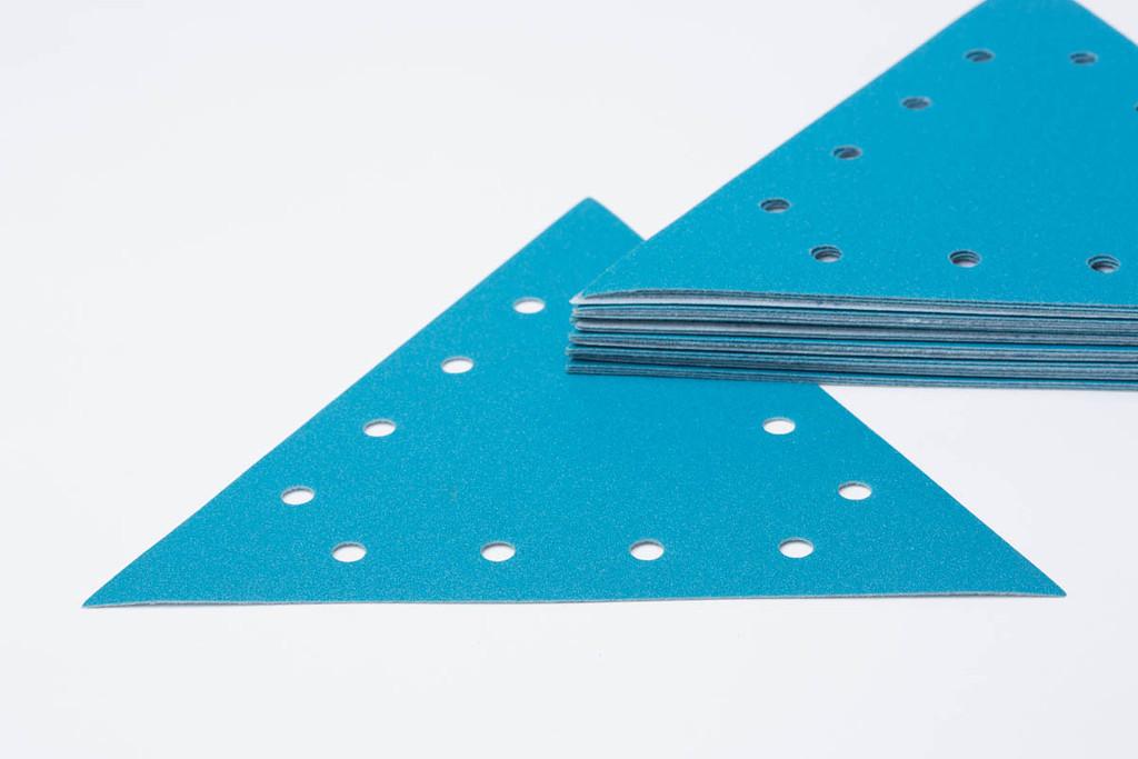 290 x 290 x 290mm trekant til Flex girafsliber 12 hul